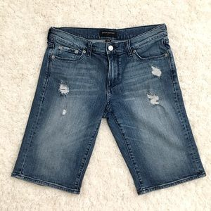 🆕 Listing!  Banana Republic | Denim Bermudas